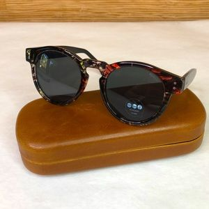 KOMONO Clement Fern Sunglasses (NEW) 🕶